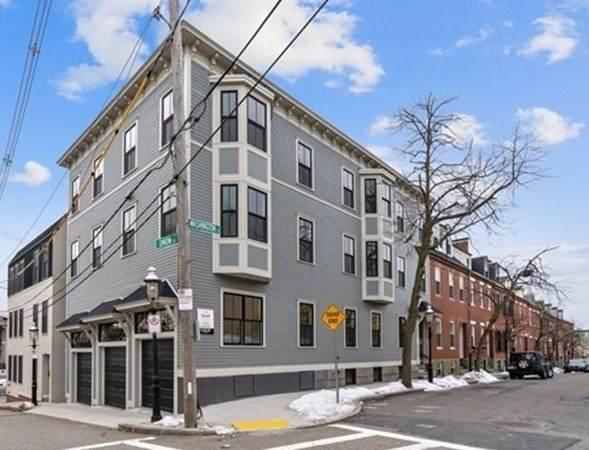 72 Washington Street #1, Boston, MA 02129 (MLS #72790478) :: Westcott Properties