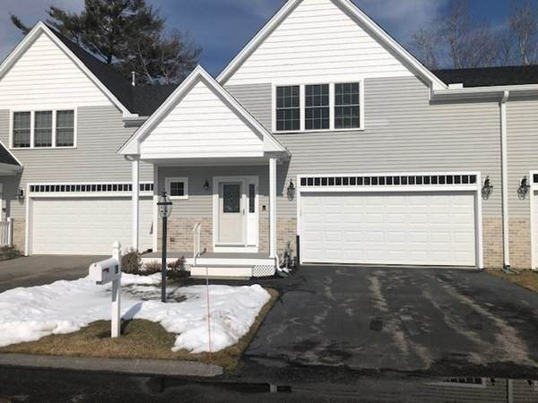 17 Von Rhor Dr #17, Rockland, MA 02370 (MLS #72790894) :: The Gillach Group