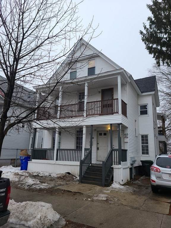 613 Union St, Springfield, MA 01109 (MLS #72791254) :: The Gillach Group