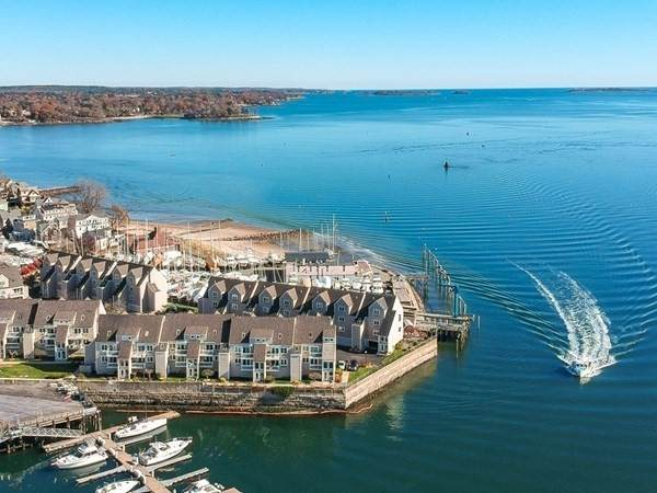 121 Water #44, Beverly, MA 01915 (MLS #72791682) :: Revolution Realty