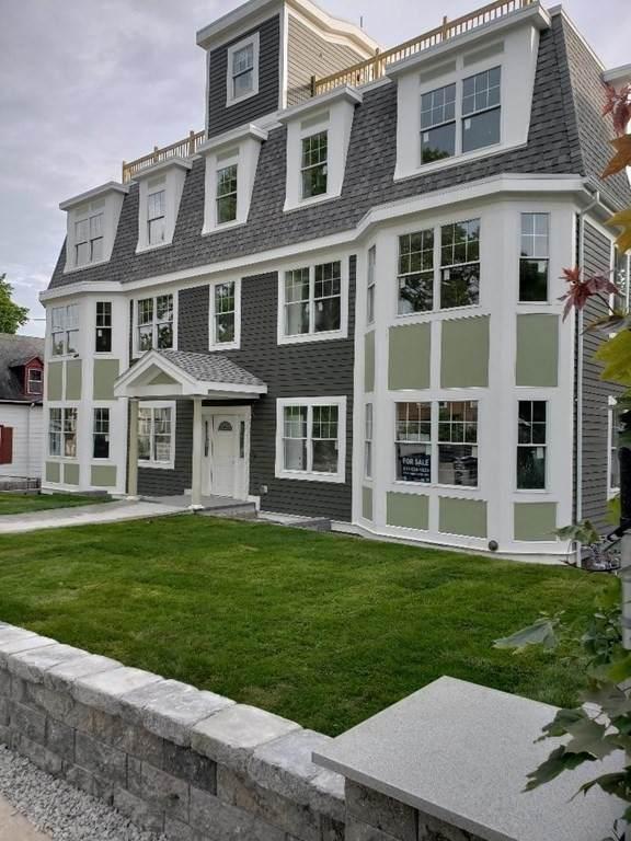 23-25 Bowdoin Ave #2, Boston, MA 02121 (MLS #72791867) :: The Duffy Home Selling Team