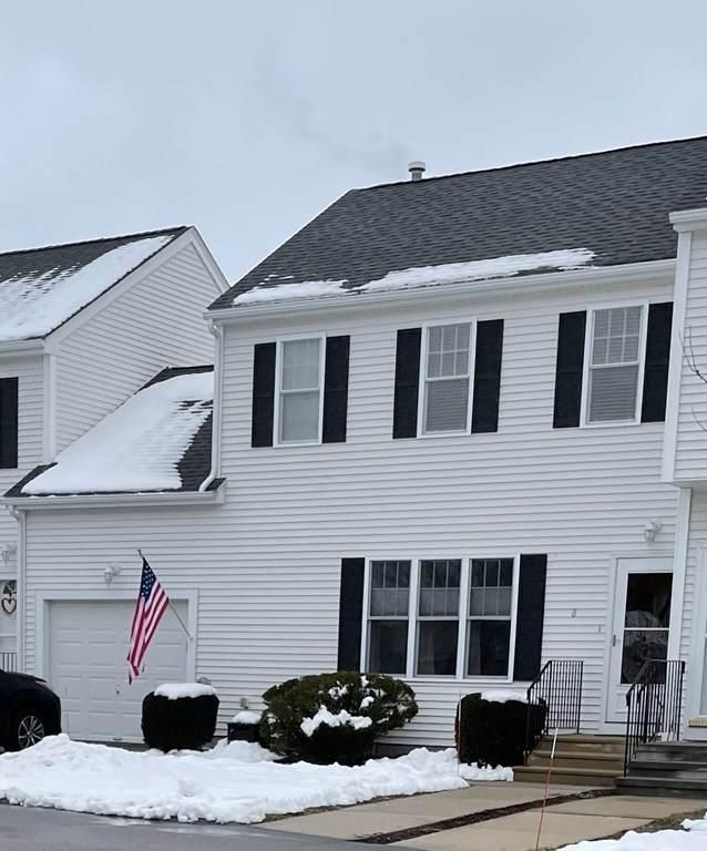 8 Jessica Cir #8, Pembroke, MA 02359 (MLS #72792073) :: Kinlin Grover Real Estate