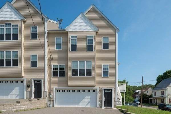 3 Prospect St #3, Quincy, MA 02169 (MLS #72792087) :: The Gillach Group