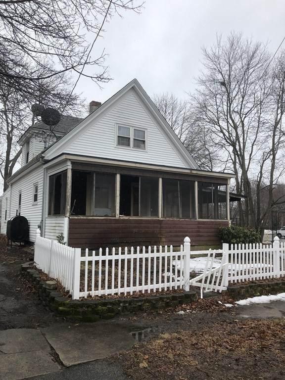 32 Legion Pkwy, Whitman, MA 02382 (MLS #72792132) :: Kinlin Grover Real Estate
