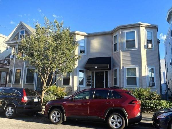 19 Wave Ave #3, Revere, MA 02151 (MLS #72792457) :: Conway Cityside