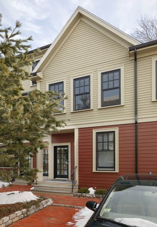 188 Prospect #5, Cambridge, MA 02139 (MLS #72792895) :: Dot Collection at Access