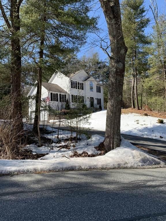 100 Little Rest Road, Warren, MA 01010 (MLS #72792956) :: Westcott Properties