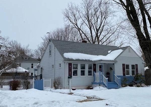 23 Superior Ave, Springfield, MA 01151 (MLS #72792967) :: Westcott Properties