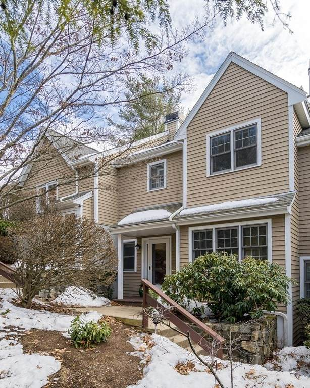 210 Bishops Forest Dr #210, Waltham, MA 02452 (MLS #72793468) :: Charlesgate Realty Group