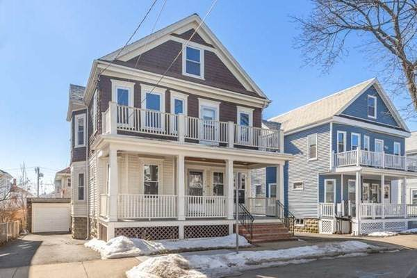 22-24 Stanley Avenue, Medford, MA 02155 (MLS #72793647) :: Conway Cityside