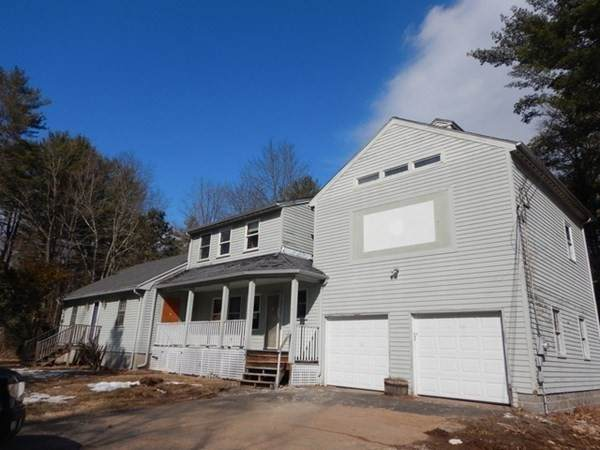 122 Old Bay Road, Belchertown, MA 01007 (MLS #72793984) :: Revolution Realty