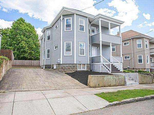 76 Dudley Street #2, New Bedford, MA 02744 (MLS #72794444) :: Welchman Real Estate Group