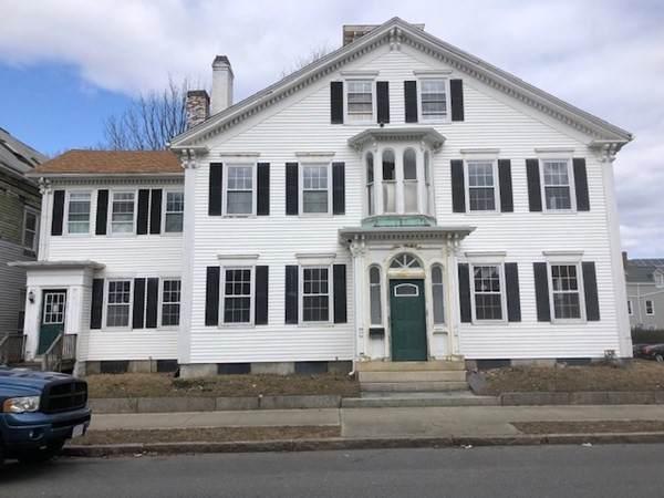 119 Hillman St, New Bedford, MA 02740 (MLS #72794908) :: Zack Harwood Real Estate   Berkshire Hathaway HomeServices Warren Residential