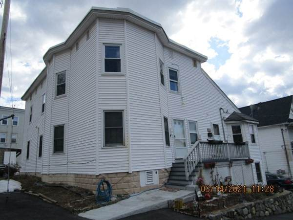 202 Wilson Street #4, Haverhill, MA 01832 (MLS #72801174) :: Team Roso-RE/MAX Vantage