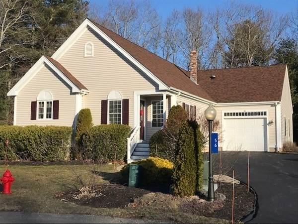 56 Buffalo Way #140, Taunton, MA 02718 (MLS #72802441) :: Spectrum Real Estate Consultants