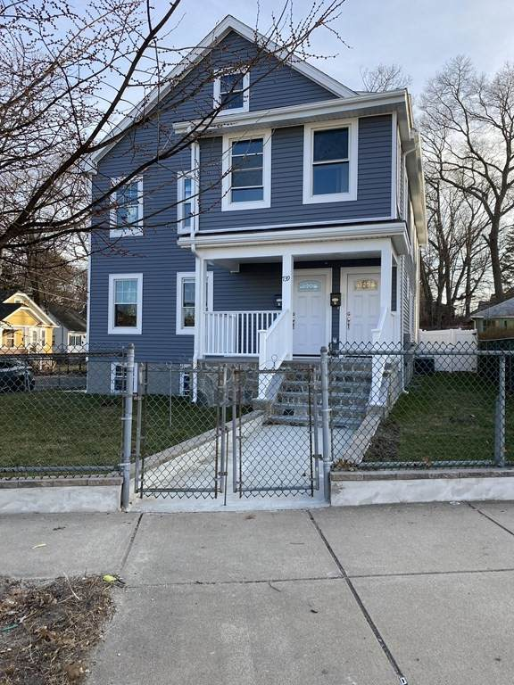 739 Cummins Hwy. #1, Boston, MA 02126 (MLS #72802461) :: Spectrum Real Estate Consultants