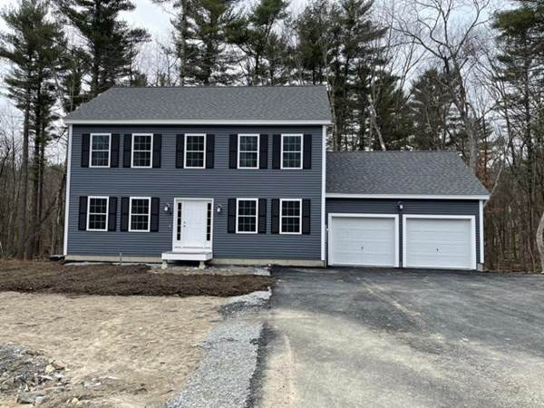 14 Pine Hill Way, Harvard, MA 01451 (MLS #72804166) :: Team Tringali