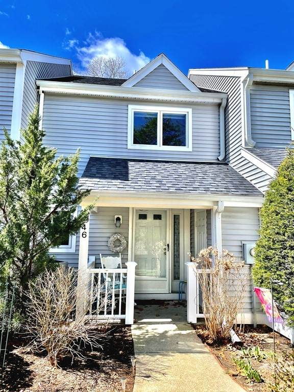46 Westcliff Dr #46, Plymouth, MA 02360 (MLS #72805893) :: Spectrum Real Estate Consultants