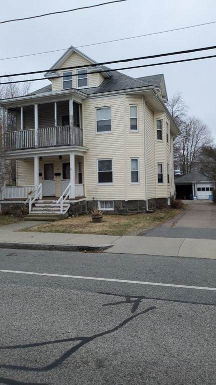 35 Dysart St, Quincy, MA 02169 (MLS #72806914) :: DNA Realty Group