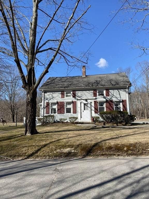 64 Cumberland Ave, Attleboro, MA 02703 (MLS #72806963) :: Spectrum Real Estate Consultants