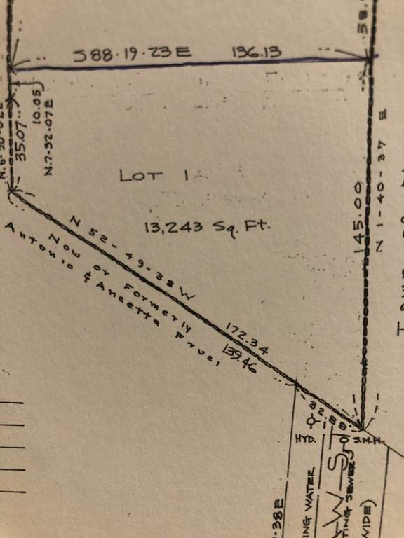 Lot 1 Shaw St, Norwood, MA 02062 (MLS #72807643) :: Trust Realty One
