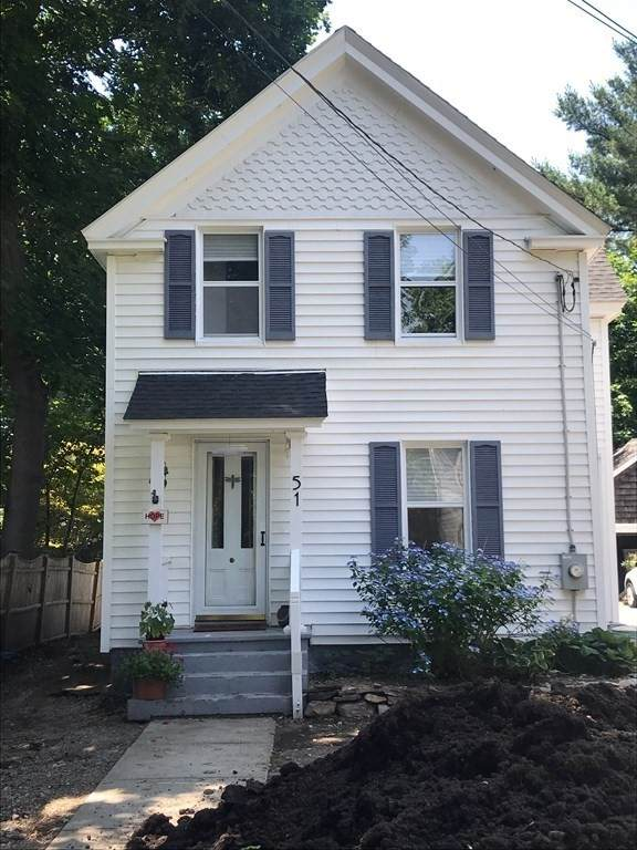 51 South St #51, Medfield, MA 02052 (MLS #72810419) :: Trust Realty One