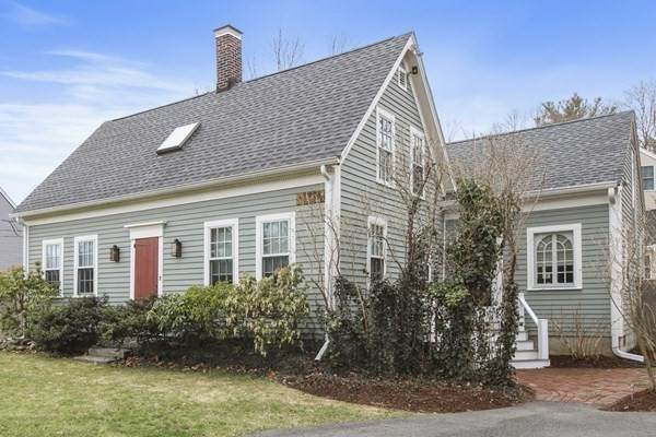 30 Depot St, Easton, MA 02375 (MLS #72810612) :: Spectrum Real Estate Consultants