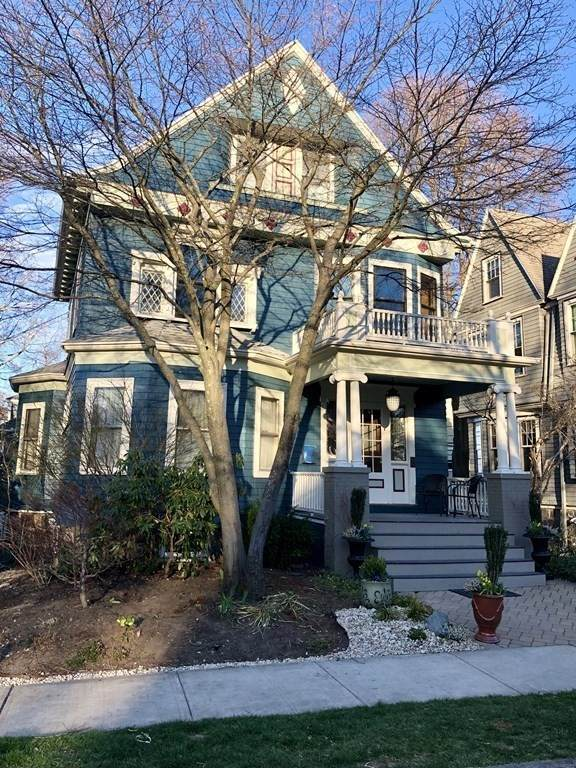 32 Wellesley Park, Boston, MA 02124 (MLS #72811366) :: Spectrum Real Estate Consultants