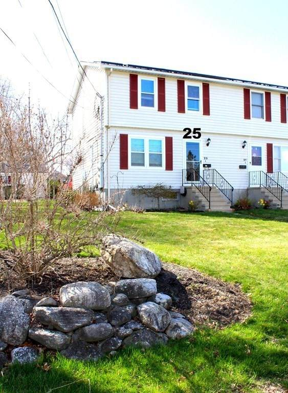 25 Greystone Ave #25, Webster, MA 01570 (MLS #72812302) :: Anytime Realty