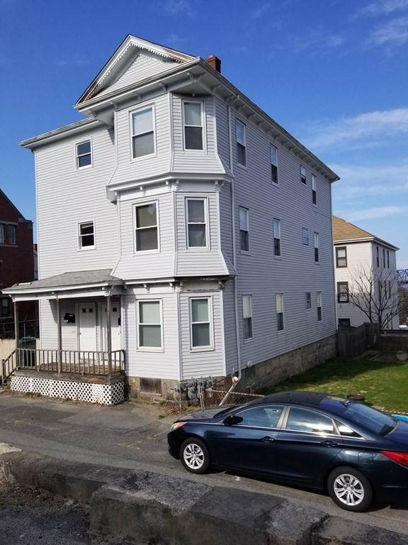 30 & 32 May Street, Fall River, MA 02720 (MLS #72812542) :: Spectrum Real Estate Consultants