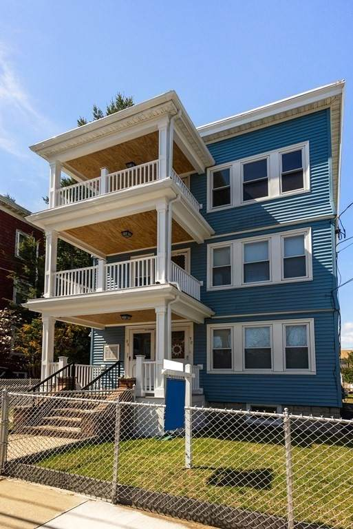 88 Beechcroft St, Boston, MA 02135 (MLS #72812949) :: Kinlin Grover Real Estate