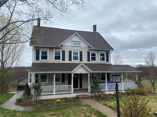 563 West St, Ludlow, MA 01056 (MLS #72813544) :: EXIT Cape Realty