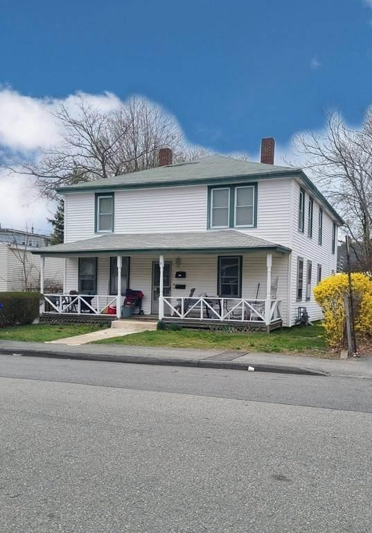 8 Monroe Street, Taunton, MA 02780 (MLS #72813704) :: Anytime Realty