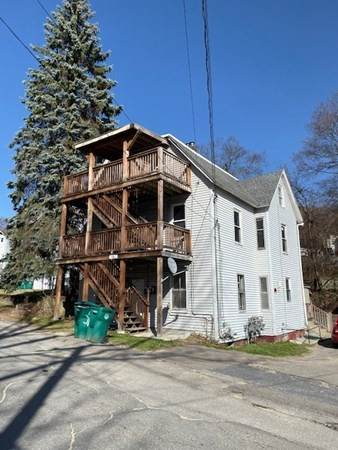 376 Elm St, Fitchburg, MA 01420 (MLS #72813922) :: The Gillach Group