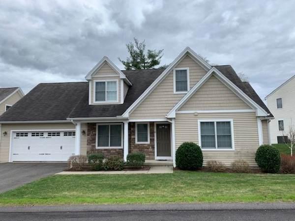 20 Bridge Road #12, Northampton, MA 01062 (MLS #72813935) :: Welchman Real Estate Group