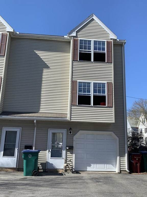 65 Lane Street 1 (A), Lowell, MA 01851 (MLS #72813949) :: The Gillach Group