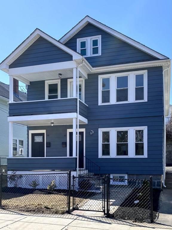 95 Wellsmere #2, Boston, MA 02131 (MLS #72814035) :: Westcott Properties