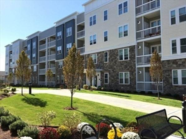 120 University Ave #2408, Westwood, MA 02090 (MLS #72814160) :: Trust Realty One