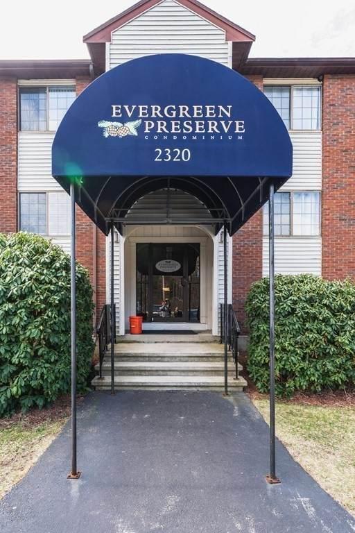 2320 Skyline Drive #14, Lowell, MA 01854 (MLS #72814173) :: Welchman Real Estate Group