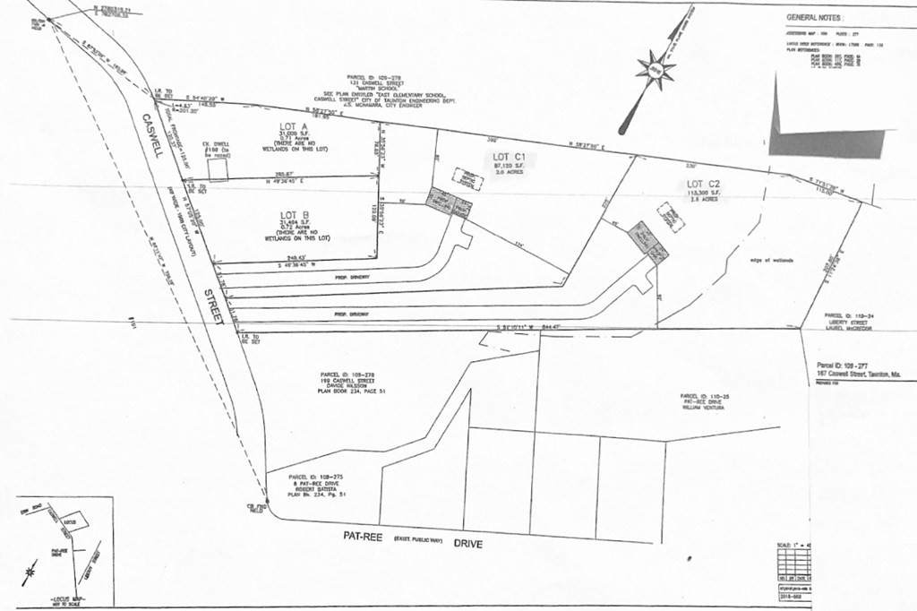 LOT C2 Caswell St. - Photo 1