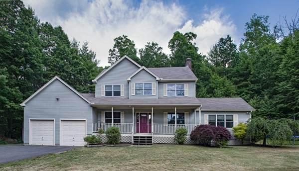 79 Orchard St, Belchertown, MA 01007 (MLS #72815336) :: Westcott Properties