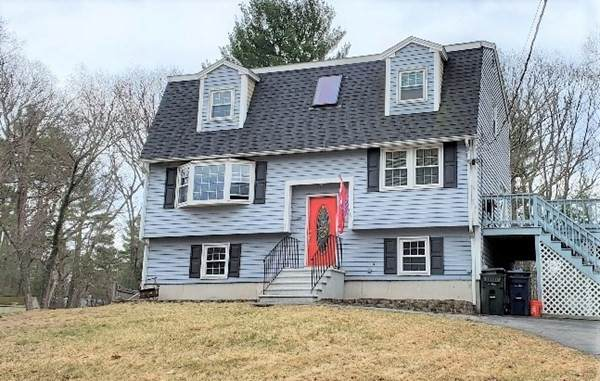 38-A Jacquith Rd, Wilmington, MA 01887 (MLS #72815626) :: EXIT Realty