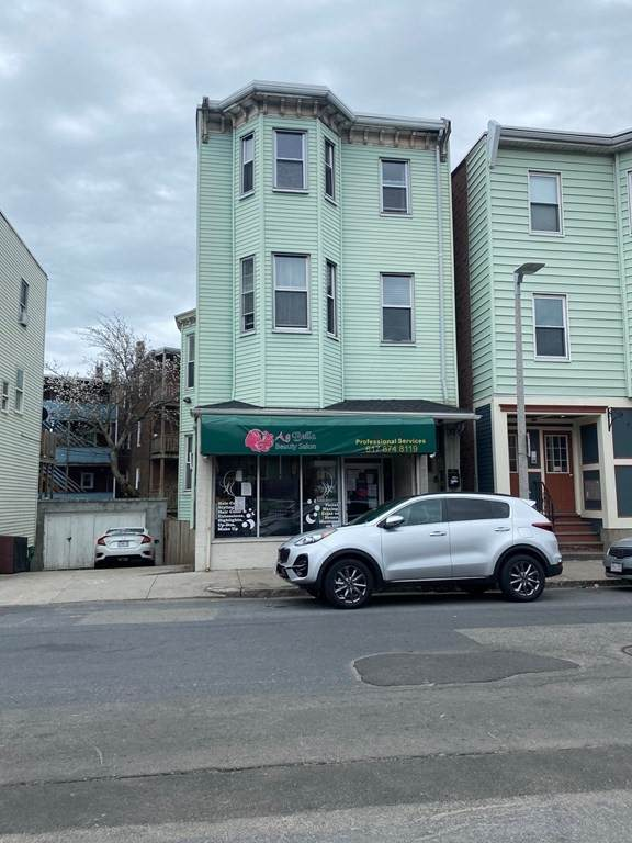 37 Bennington Street, Boston, MA 02128 (MLS #72816312) :: Zack Harwood Real Estate | Berkshire Hathaway HomeServices Warren Residential
