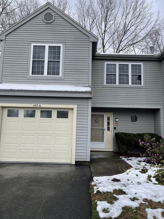 403 Ridgefield Cir A, Clinton, MA 01510 (MLS #72816509) :: Team Tringali