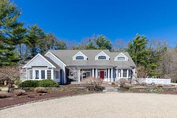 62 Cove Circle, Marion, MA 02738 (MLS #72817569) :: EXIT Realty