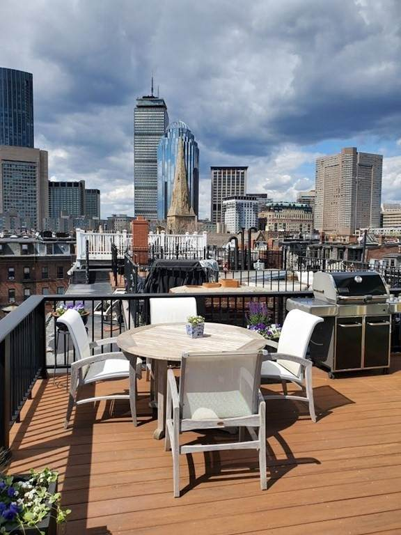 40 Rutland Square #5, Boston, MA 02118 (MLS #72818269) :: East Group, Engel & Völkers