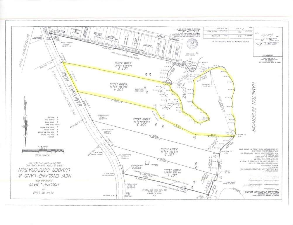 Lot 4 Mashapaug Rd. - Photo 1