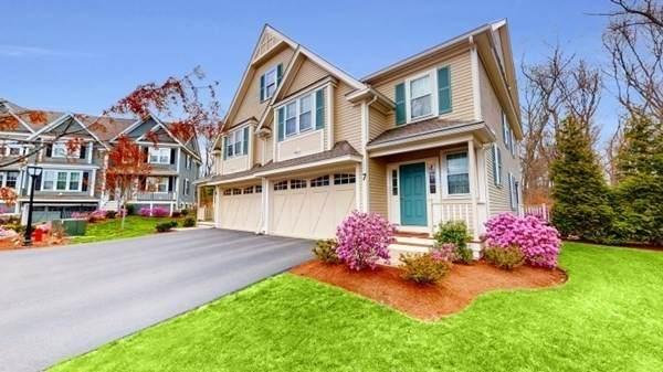 6 Robinson Rd #7, Lexington, MA 02420 (MLS #72821472) :: EXIT Cape Realty