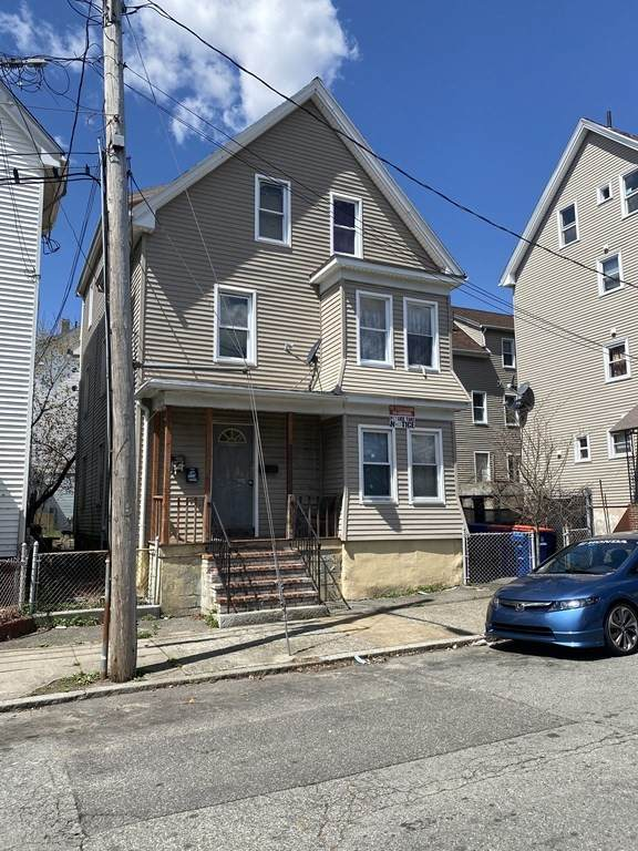 67 Howard St, New Bedford, MA 02746 (MLS #72821507) :: RE/MAX Vantage