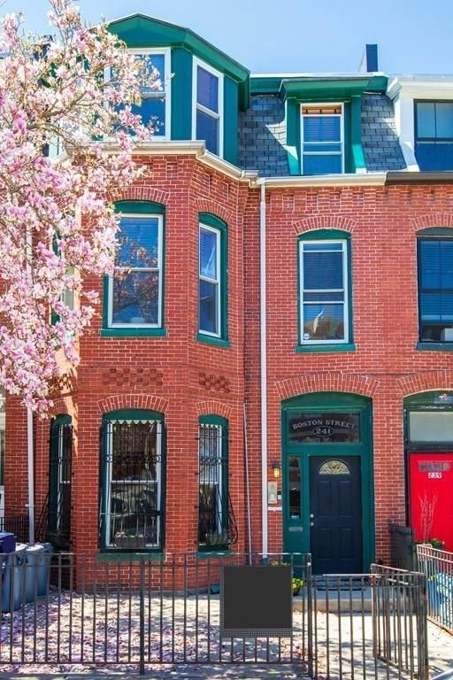 241 Boston Street #3, Boston, MA 02125 (MLS #72822974) :: Charlesgate Realty Group